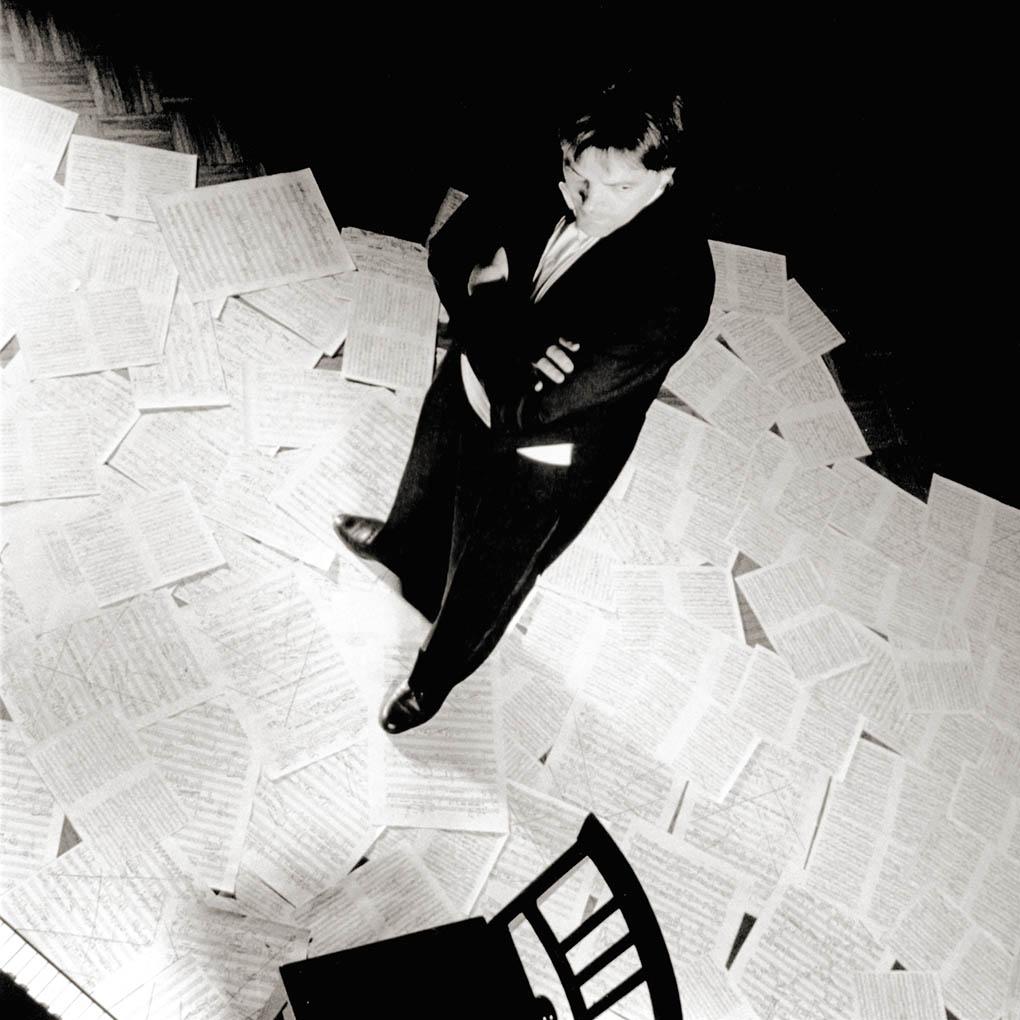 Portrait Ernst Breidenbach. Pianist und Dozent an der Akademie für Tonkunst in Darmstadt, musiker_portrait_pianist_01_klewar-photographie