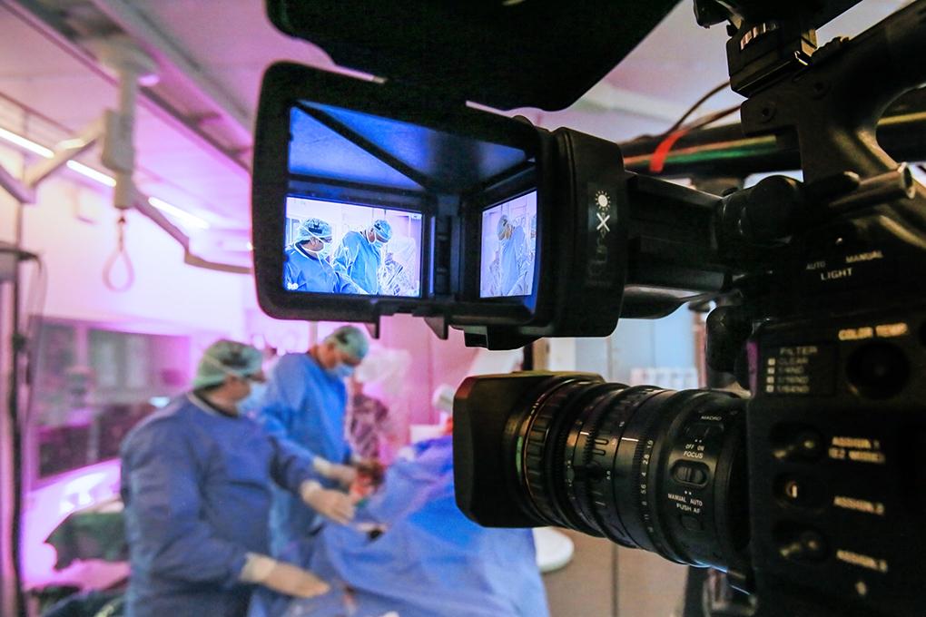 Medizin, OP, Operationssaal, Klinik, Krankenhaus, Kardiologie, reportage_foto_frankfurt_medizin_klinik_op_01_klewar-photographie