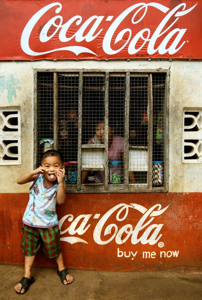 Reise, Reisereportage, kleiner Junge; Laden; Kiosk; Coca-Cola; Reisefotograf Frankfurt; Fotograf in Frankfurt; Fotograf in Klingenberg; Fotograf in Miltenberg, reise_foto_frankfurt_philippinen_klewar-photographie_8690